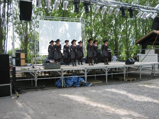 Les Gaulois 26 mai 2007 à Marseillan