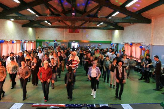 Bal janvier 2011 à Gigean