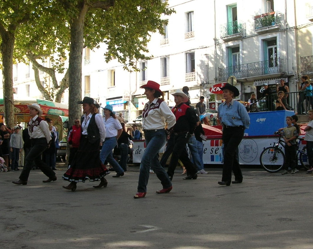 Forum des Associations octobre 2006-Sète
